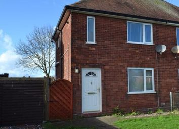 Thumbnail 2 bed semi-detached house to rent in Harvey Crescent, Arleston, Telford