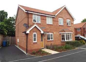 Thumbnail 3 bed semi-detached house for sale in Hayman Close, Mansfield Woodhouse, Mansfield, Nottinghamshire