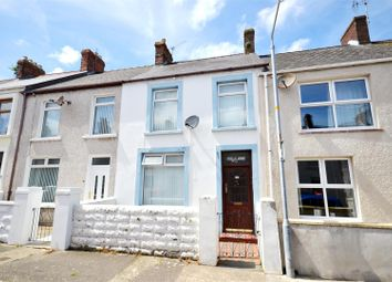 Thumbnail 2 bed terraced house for sale in Dewsland Street, Milford Haven