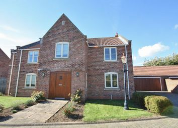 Thumbnail 4 bed detached house for sale in Westfields, Kilnwick, Driffield