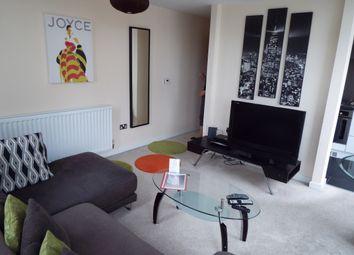 Thumbnail 1 bed flat to rent in 401 Witan Gate, Milton Keynes