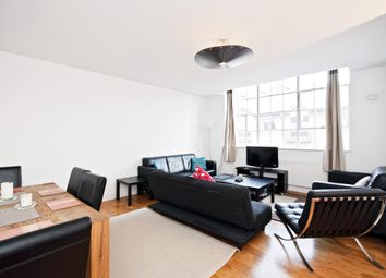 Thumbnail 3 bed flat to rent in Citybridge House, Goswell Road, London