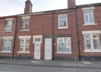 Thumbnail 2 bed terraced house to rent in Alberta Street, Stoke-On-Trent, Staffordshire