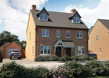 """Thumbnail 3 bed semi-detached house for sale in """"The Boxgrove"""" at Marton Road, Long Itchington, Southam"""