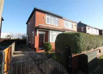 Thumbnail 2 bedroom semi-detached house to rent in Haig Road, Stretford, Manchester