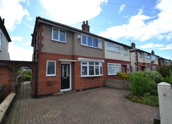 Thumbnail 3 bed semi-detached house for sale in Norman Road, Bootle, Bootle