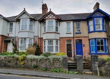 Thumbnail 3 bed terraced house for sale in Abbotsbury Road, Newton Abbot