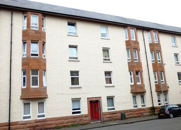 Thumbnail 2 bed flat for sale in Highholm Street, Port Glasgow