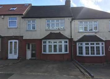 Thumbnail 3 bed terraced house for sale in Wanstead Lane, Ilford, Essex