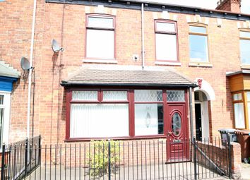 Thumbnail 3 bedroom terraced house for sale in Jalland Street, Hull, East Riding Of Yorkshire