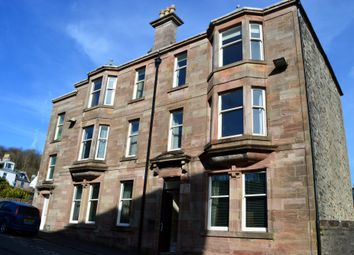 Thumbnail 3 bed flat for sale in Flat 1/1, 4 Mackinlay Street, Rothesay, Isle Of Bute