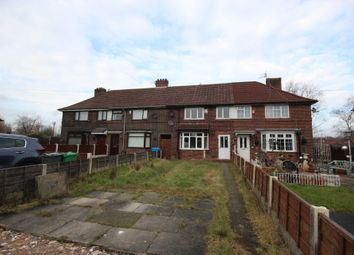 Thumbnail 3 bed terraced house to rent in Wanstead Avenue, Blackley, Manchester