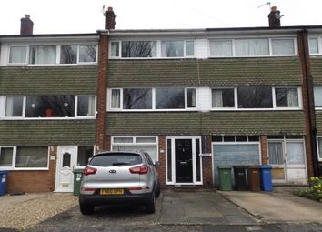 Thumbnail 5 bedroom terraced house for sale in Lowndes Close, Offerton, Stockport, Cheshire