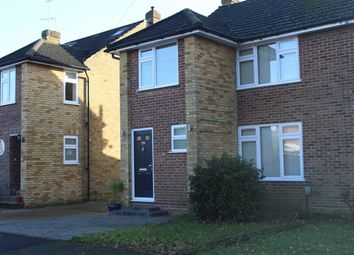 Thumbnail 3 bed semi-detached house to rent in Fullerton Road, Byfleet, Surrey