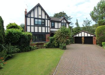 4 bed detached house for sale in Braewood Close, Bury BL9