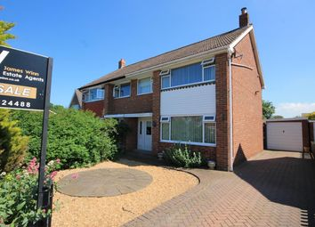 Thumbnail 3 bedroom semi-detached house for sale in Admirals Court, Sowerby, Thirsk