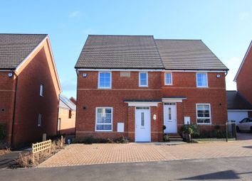 3 bed semi-detached house for sale in Bamber Close, West End, Southampton SO30
