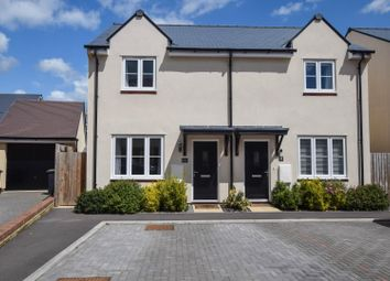 Thumbnail 2 bed semi-detached house for sale in Devereux Mews, Malmesbury