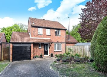 Thumbnail 3 bed detached house for sale in Ruskin Close, Black Dam, Basingstoke
