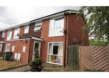 Thumbnail 3 bed end terrace house for sale in Balmoral Close, Evesham