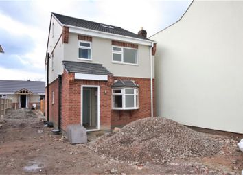 Thumbnail 4 bedroom detached house for sale in Silver Street, Whitwick, Coalville