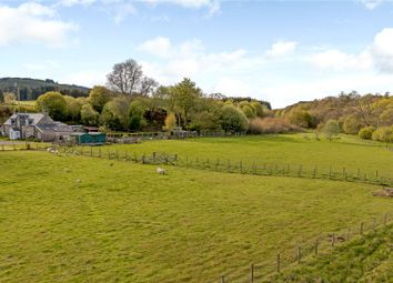 Thumbnail 4 bed detached house for sale in Kirkmichael, Blairgowrie, Perthshire