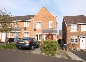 3 bed end terrace house for sale in Beechwood Close, Sacriston, Durham DH7