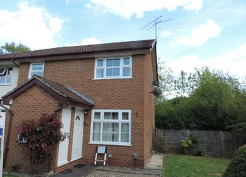 Thumbnail 1 bed semi-detached house to rent in Wimblington Drive, Lower Earley, Reading