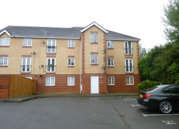 Thumbnail 2 bedroom flat to rent in Heol Gwendoline, Barry