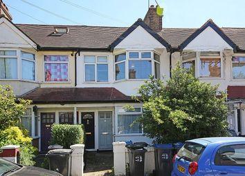 Thumbnail Maisonette to rent in Marlborough Close, Colliers Wood, London