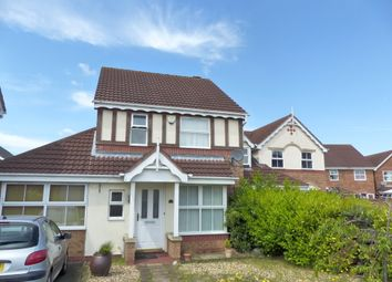 Thumbnail 4 bedroom detached house to rent in Castle Acre Road, Leegomery, Telford