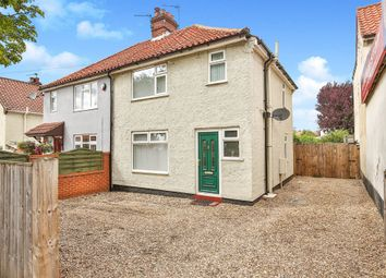 3 bed semi-detached house for sale in Boundary Road, Hellesdon, Norwich NR6