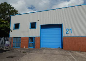 Thumbnail Industrial to let in Unit 21 Hollies Business Park, Hollies Park Road, Tamworth