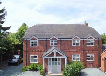 Thumbnail 5 bed detached house for sale in Betley, Crewe, Staffordshire