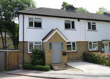 Thumbnail 3 bed end terrace house for sale in Hillingdon Avenue, Sevenoaks