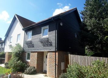Thumbnail 3 bed end terrace house to rent in Oak Tree Gardens, Burpham, Guildford