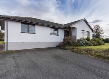 Thumbnail 4 bed bungalow for sale in Kensaleyre, Portree, Isle Of Skye