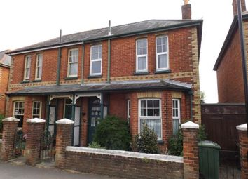 Thumbnail 3 bed semi-detached house for sale in Millward Road, Ryde