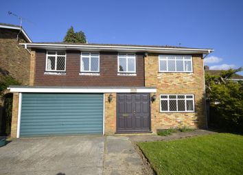 Thumbnail 5 bed detached house to rent in Missenden Road, Great Kingshill, High Wycombe