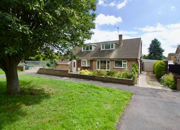 Thumbnail 3 bed semi-detached bungalow to rent in Church Hill Road, Thurmaston, Leicester