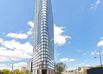 Thumbnail 1 bed flat to rent in Penthouse Chornicle Tower, City Road, London