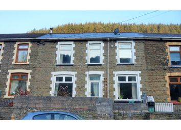 Thumbnail 3 bed terraced house for sale in Sunnyside Terrace, Cymmer