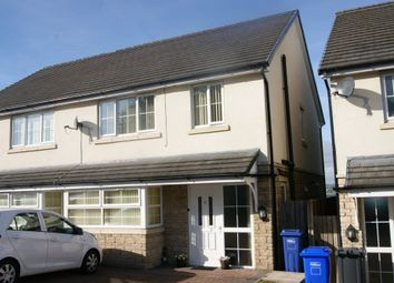Thumbnail 3 bed semi-detached house for sale in Fern Close, Nelson, Lancashire