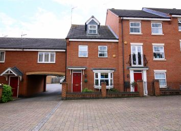 Thumbnail 3 bed terraced house for sale in Longstork Road, Coton Meadows, Rugby