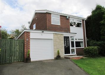 Thumbnail 3 bed detached house for sale in Ladybank, Chapel Park, Newcastle Upon Tyne