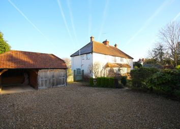 Thumbnail 4 bed detached house for sale in Lashbrook Road, Lower Shiplake, Henley-On-Thames