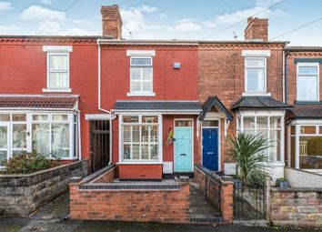Thumbnail 2 bed terraced house for sale in Weston Road, Bearwood, Smethwick