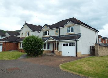 Thumbnail 4 bedroom detached house to rent in Blackthorn Grove, Menstrie