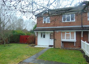 Thumbnail 2 bed semi-detached house to rent in Bowens Field, Ashford