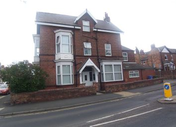 Thumbnail Studio to rent in Manor Road, Scarborough